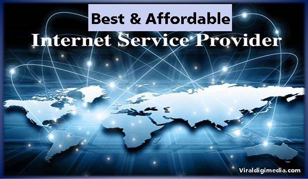 Five Affordable Internet Service Providers