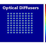 Optical diffusers