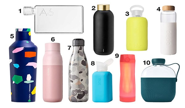How to Select the Right Drink Bottles to Promote Your Business?