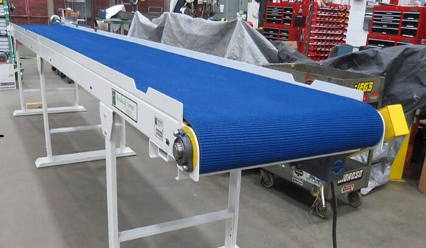 Custom conveyor system matching your demands