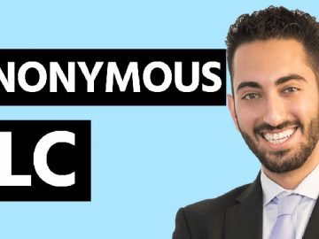 What is an anonymous LLC